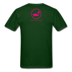 Erotique T-Shirt - forest green