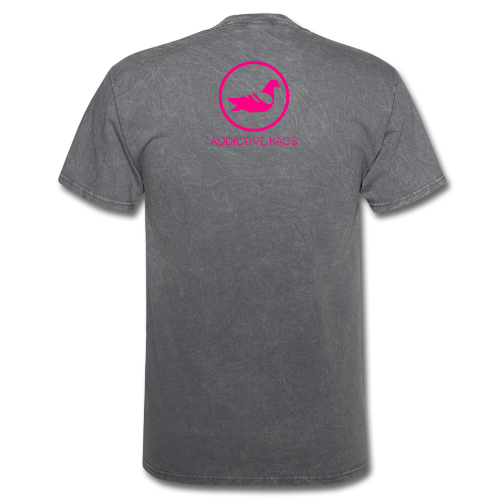 Erotique T-Shirt - mineral charcoal gray