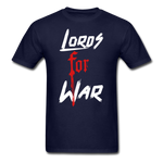 Lords For War T-Shirt - navy