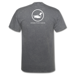 Lords For War T-Shirt - mineral charcoal gray