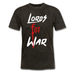 Lords For War T-Shirt - mineral black