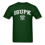ISUPK Team T-Shirt - forest green