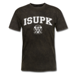 ISUPK Team T-Shirt - mineral black