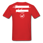 NY Teams T-Shirt - red