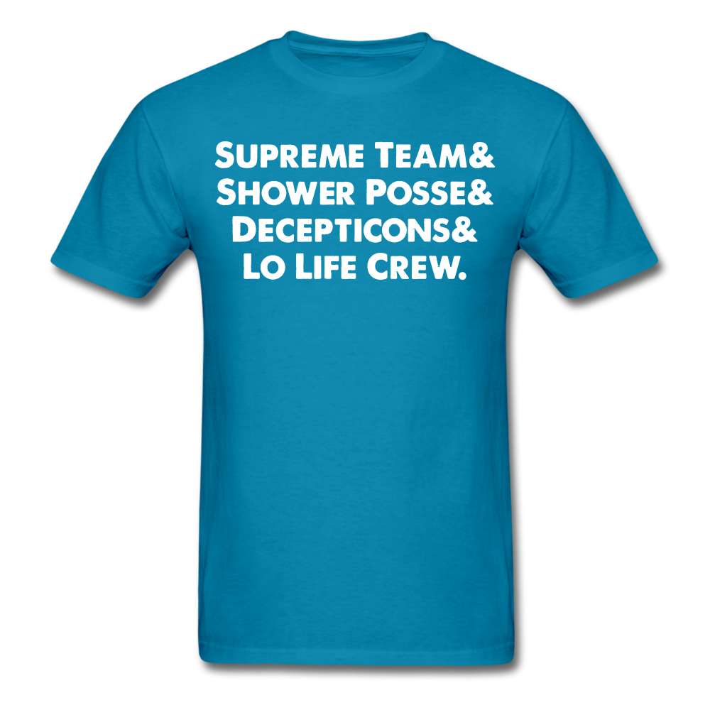 NY Teams T-Shirt - turquoise