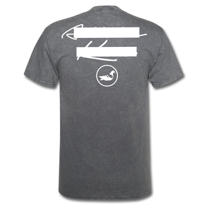 NY Teams T-Shirt - mineral charcoal gray