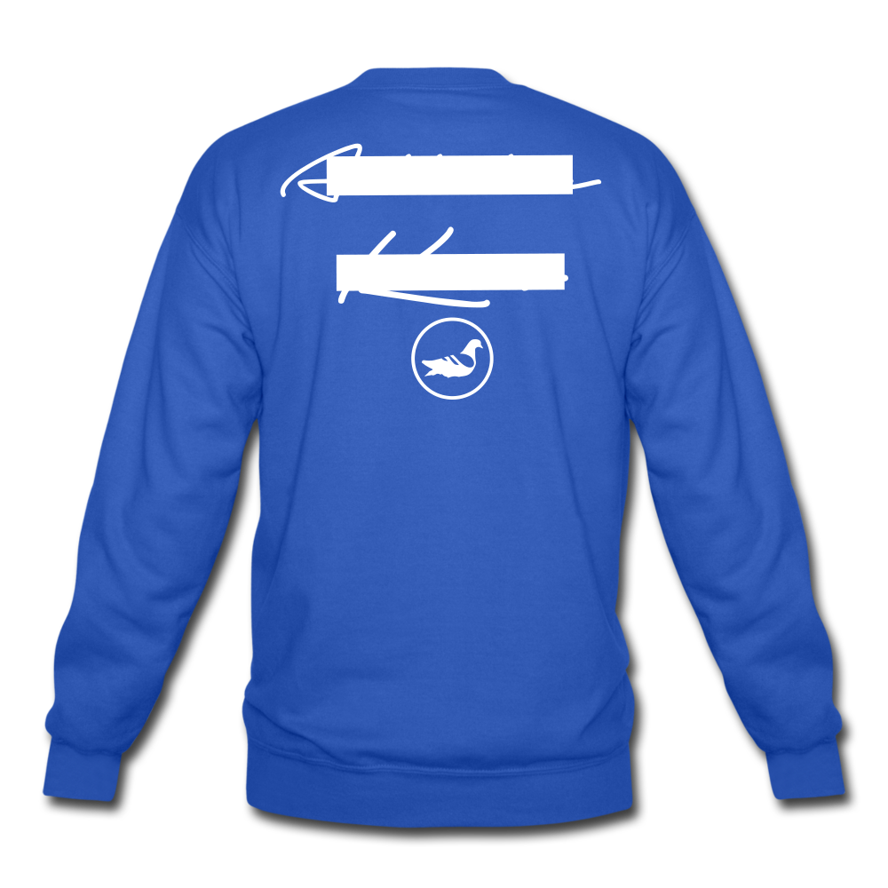 NY Teams Crewneck Sweatshirt - royal blue