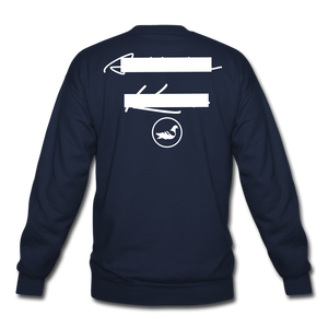 NY Teams Crewneck Sweatshirt - navy
