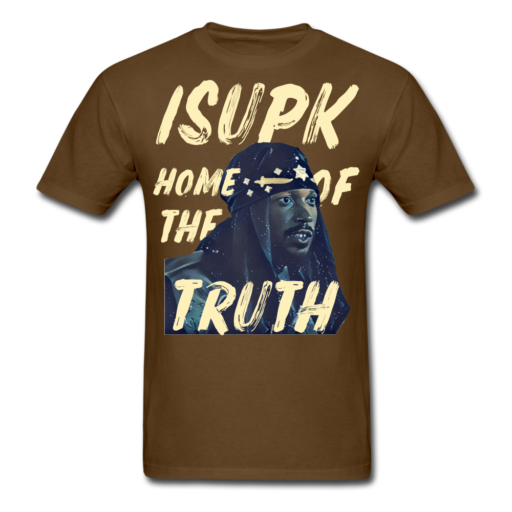 Home of the Truth T-Shirt - brown