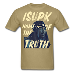 Home of the Truth T-Shirt - khaki