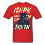 Home of the Truth T-Shirt - red