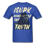 Home of the Truth T-Shirt - royal blue