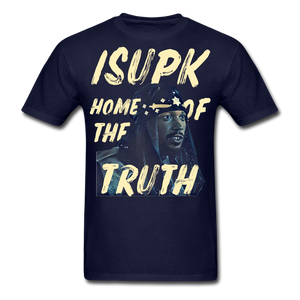 Home of the Truth T-Shirt - navy