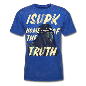 Home of the Truth T-Shirt - mineral royal