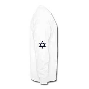 Home of the Truth Crewneck Sweatshirt - white