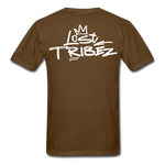 Lost Tribez (Alt) T-Shirt - brown