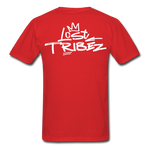 Lost Tribez (Alt) T-Shirt - red