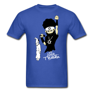 Lost Tribez (Alt) T-Shirt - royal blue