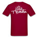 Lost Tribez (Alt) T-Shirt - dark red