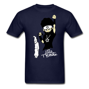 Lost Tribez (Alt) T-Shirt - navy