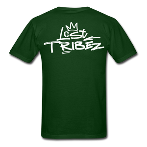 Lost Tribez (Alt) T-Shirt - forest green