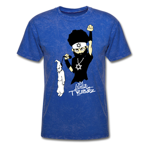Lost Tribez (Alt) T-Shirt - mineral royal