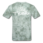 Lost Tribez (Alt) T-Shirt - military green tie dye