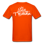 Lost Tribez (Alt) T-Shirt - orange