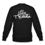Lost Tribez (Alt) Crewneck Sweatshirt - black