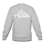 Lost Tribez (Alt) Crewneck Sweatshirt - heather gray