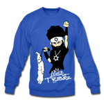 Lost Tribez (Alt) Crewneck Sweatshirt - royal blue