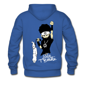 Lost Tribez Hoodie - royal blue