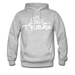 Lost Tribez Hoodie - heather gray