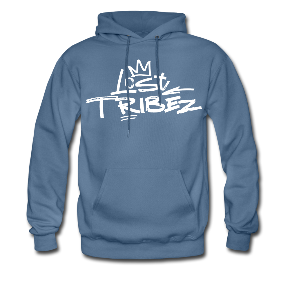 Lost Tribez Hoodie - denim blue