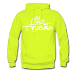 Lost Tribez Hoodie - safety green