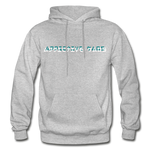 The General Confusion Adult Hoodie - heather gray