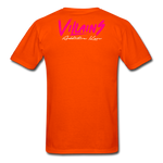 Villains  T-Shirt - orange