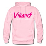 Villains (Alt) Adult Hoodie - light pink