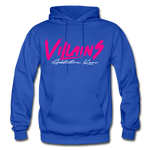 Villains (Alt) Adult Hoodie - royal blue