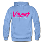 Villains (Alt) Adult Hoodie - carolina blue