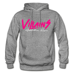 Villains (Alt) Adult Hoodie - graphite heather