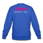 Villains Crewneck Sweatshirt - royal blue