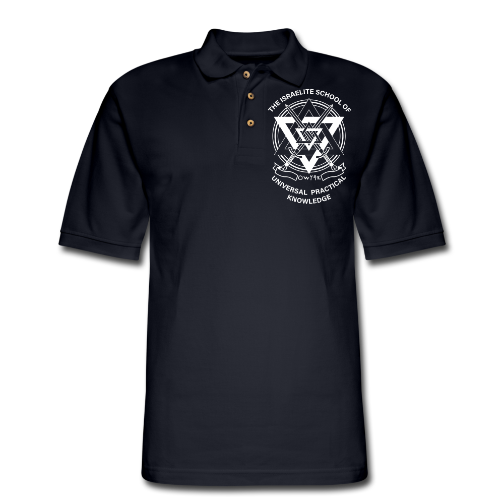 ISUPK Polo Shirt - midnight navy