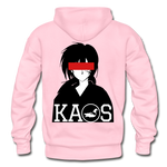 Anime 1 Adult Hoodie - light pink