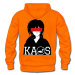 Anime 1 Adult Hoodie - orange