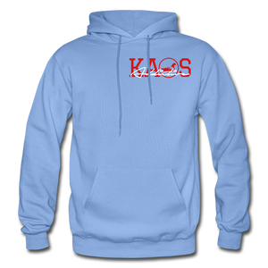 Anime 1 Adult Hoodie - carolina blue