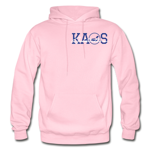 Anime 2 Adult Hoodie - light pink
