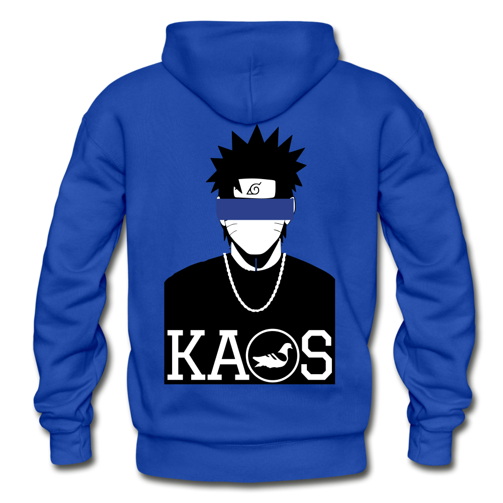 Anime 2 Adult Hoodie - royal blue