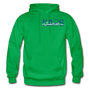 Anime 2 Adult Hoodie - kelly green