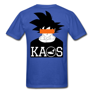 Anime 3 T-Shirt - royal blue